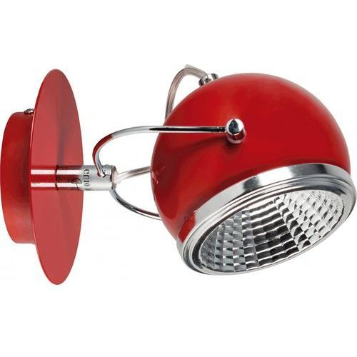 Kinkiet SPOTLIGHT Ball 2686186 Czerwony + DARMOWA DOSTAWA! z kategorii oświetlenie