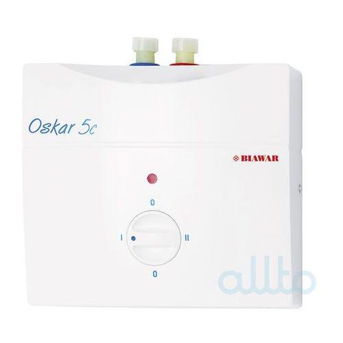 Ogrzewacz wody przepływowy ciśnieniowy podumywalkowy oskar  op-5 c 10710, marki Biawar