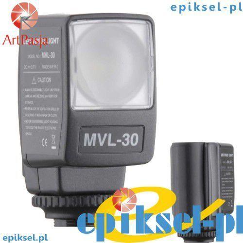 Lampa LED MVL-30 mocy 30[W] do kamery z kategorii oświetlenie