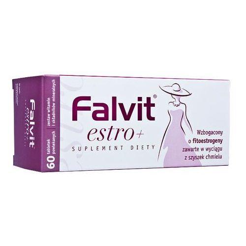 Falvit Estro+ tabl.powl. - 60 tabl., postać leku: tabletki