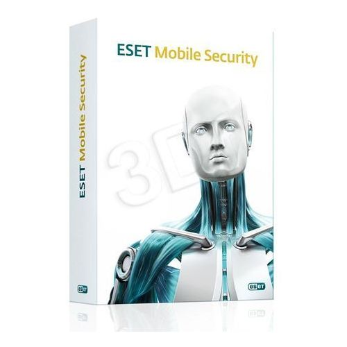 Oferta ESET MOBILE SECURITY 1 STAN/36M [1569417a377572df]
