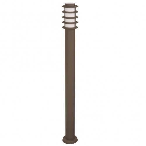 SERENA Lampa ogrodowa 100cm brąz, Polux z EWELED.pl
