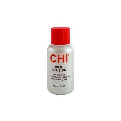 Farouk CHI jedwab Silk Infusion 15ml - szczegóły w dr włos