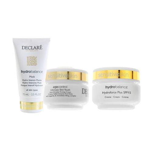 Produkt z kategorii- pozostałe kosmetyki do włosów - Declaré ZESTAW NAWILŻAJĄCO-PRZECIWZMARSZCZKOWY (612664520)