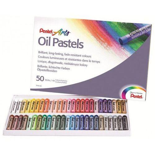 Pastele olejne Pentel 50 kolorów - oferta [3536dc45735f92a9]
