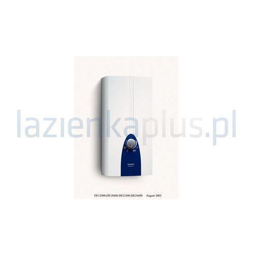 Ogrzewacz wody przepływowy sterowany hydraulicznie trójfazowy  automatic dh18400, marki Siemens