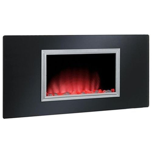 82839539 Kominek elektryczny ścienny Classic Flame Gordon (kolor: czarny) - oferta [95dadba85f3313c3]