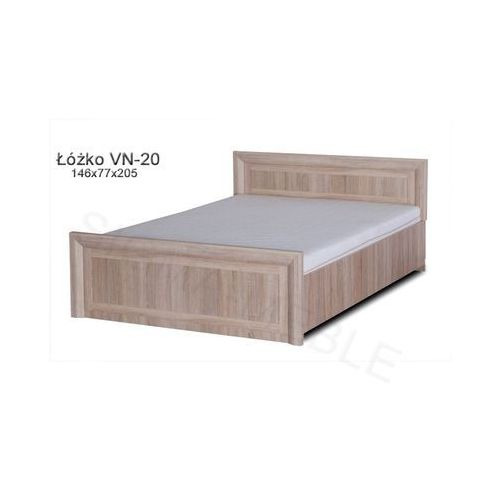 Łóżko VN-20 ze sklepu sigma-meble