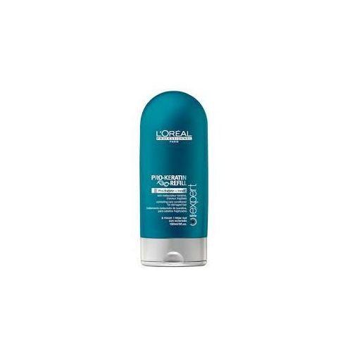 Loreal Pro-Keratin Refill, odżywka keratynowa, 150ml - produkt z kategorii- odżywki do włosów