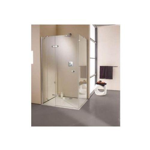 HUPPE ENJOY ELEGANCE Drzwi skrzydłowe ze stałym segmentem do ścianki bocznej 3T0101 (drzwi prysznicowe)