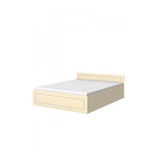 Łóżko L1 160/200 - Baggi Decco - Cream ze sklepu DecoMania.pl