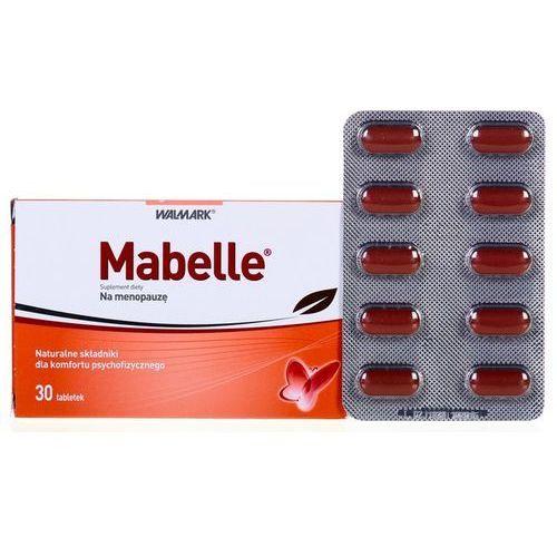 Mabelle tabl.x 30 /Walmark, postać leku: tabletki