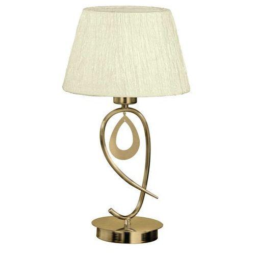 Lampka stołowa CANDELLUX Arnika 41-21779 Patynowo-Kremowy + DARMOWA DOSTAWA! z kategorii oświetlenie