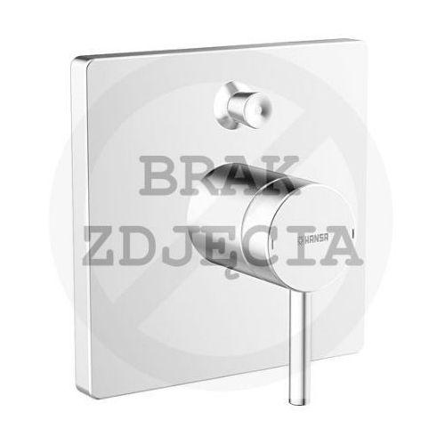 Produkt z kategorii- pozostałe artykuły hydrauliczne - HansaDesigno- element zewnętrzny biały- 41119578
