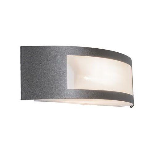 Lampa zewnętrzna Sapphire ciemnoszara od lampyiswiatlo.pl