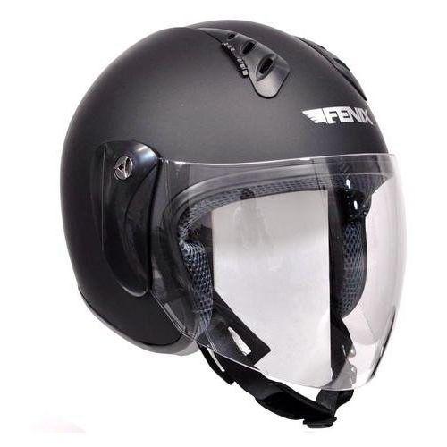 KASK FENIX HY-818 BLACK MATT, marki Fenix do zakupu w StrefaMotocykli.com