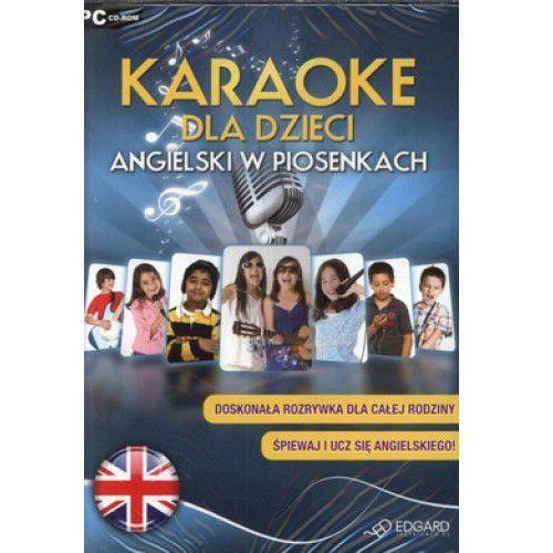 Oferta Karaoke dla dzieci. Angielski w piosenkach (CD) - Dostawa zamówienia do jednej ze 170 księgarni Matras za DARMO [2548deadbfb383ff]