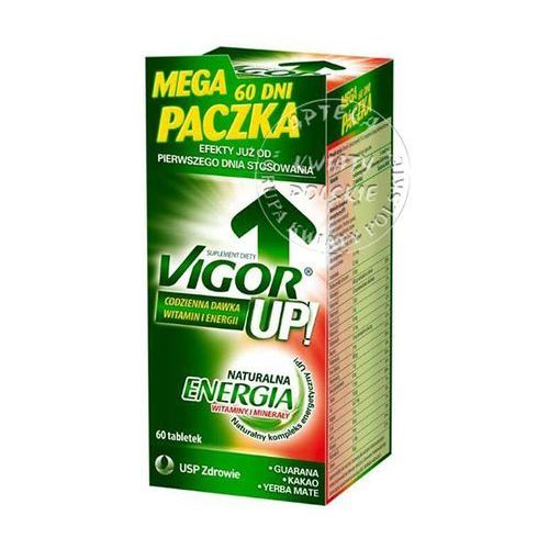 VIGOR UP 60 tabletek