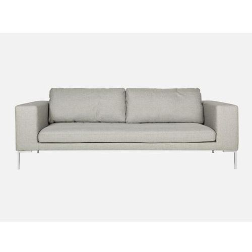 Sofa Mattias 3 seater DAS 07 grey beige tkanina szarobeżowa  E1567-0400-2S-DAS02, Sits