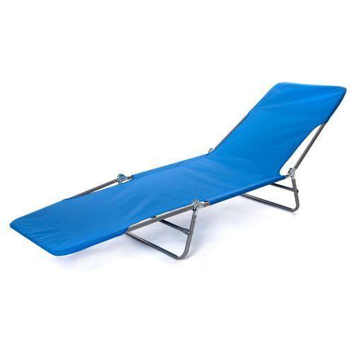 Happy Green Leżak plażowy II - niebieski - produkt dostępny w Mall.pl