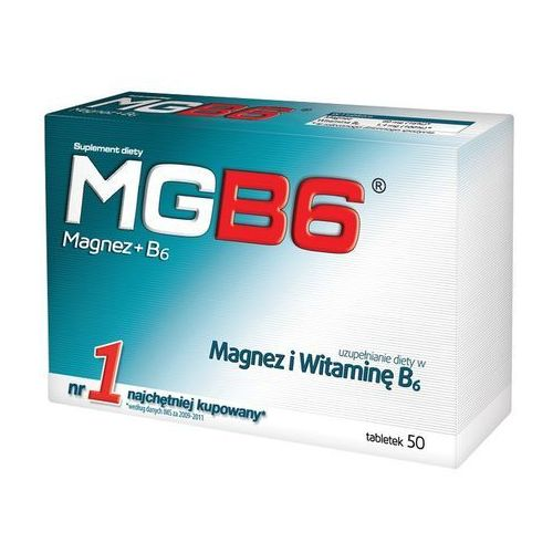 MGB6 30tbl, postać leku: tabletki