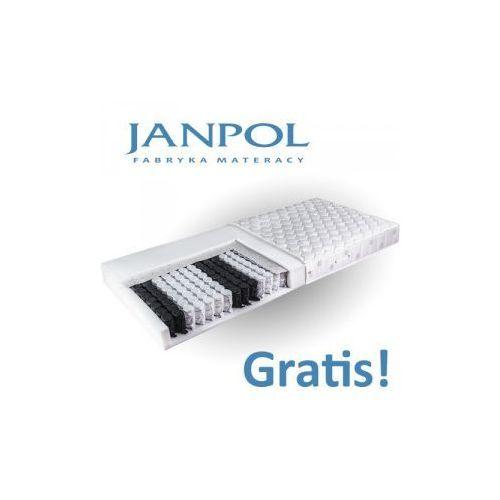 Materac WENUS H2, H3, H4 80x200 - Dostawa 0zł, GRATISY i RABATY do 20% !!!, produkt marki Janpol