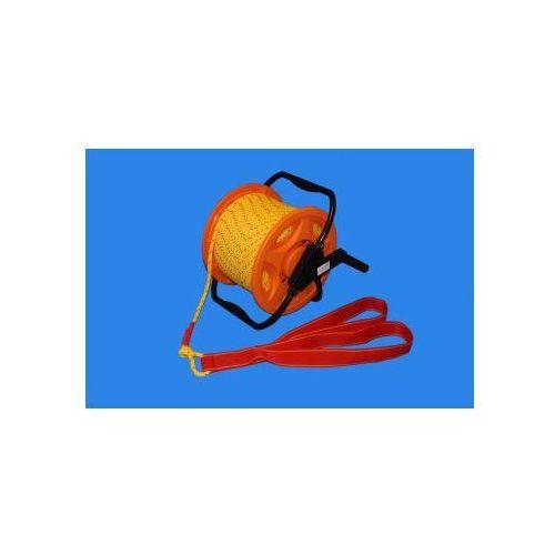 Produkt Lina ratownicza na bębnie (kołowrót) 100mb x 10mm
