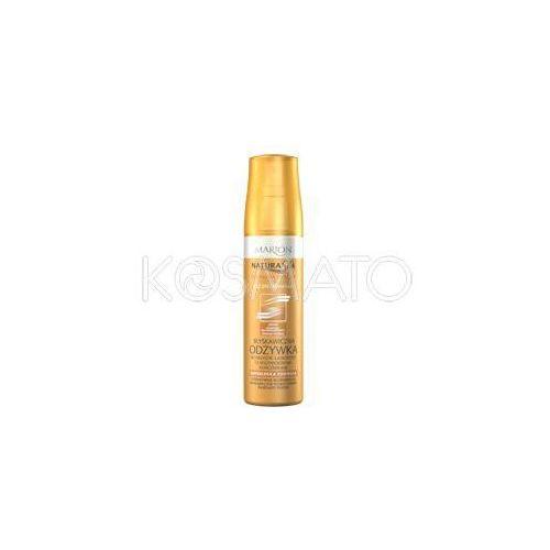Produkt z kategorii- pozostałe kosmetyki do włosów - Marion Natura Silk do włosów łamliwych, 150 ml