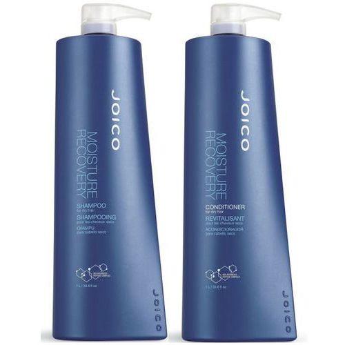 Joico Moisture Recovery: zestaw szampon + odżywka do włosów suchych 2x1000ml - produkt z kategorii- odżywki do włosów