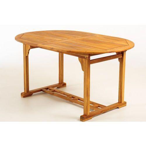 Produkt Home&Garden Stół ogrodowy z drewna Akacji 200cm, owal