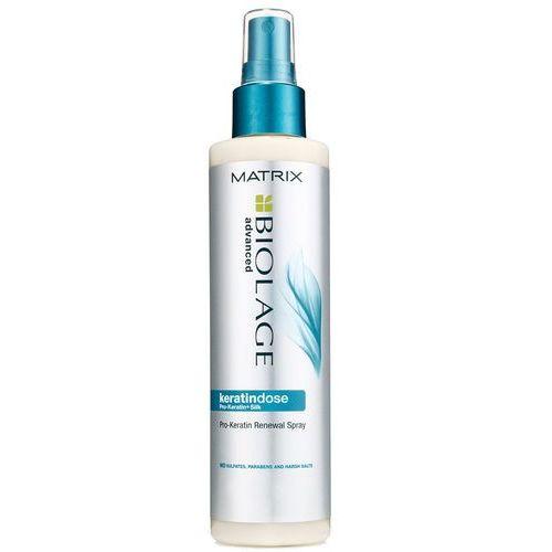 Matrix Biolage Keratindose - spray rewitalizujący do włosów uwrażliwionych 200ml - produkt z kategorii- odżywki do włosów