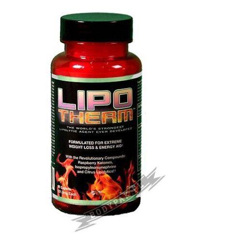 lipotherm - 90 kaps. wyprodukowany przez Alri