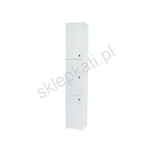 CERSANIT BIANCO słupek uniwersalny (lewy/prawy) S509-014 - produkt z kategorii- regały łazienkowe