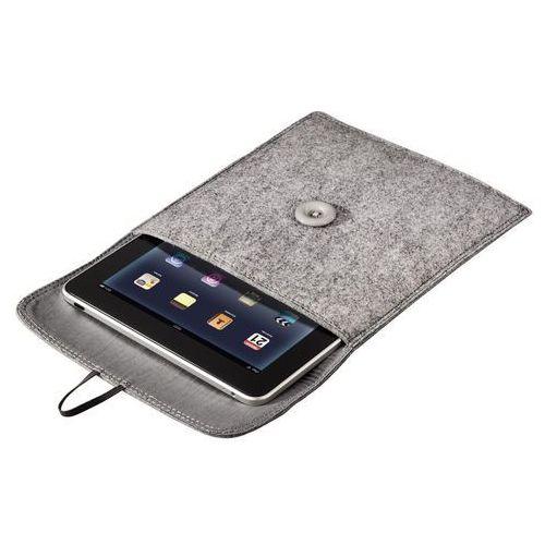 Etui do tabletu Hama iPad1, iPad2 i iPad3 9.7 cali Felt Szary (1046160000) Darmowy odbiór w 15 miastach!, kup u jednego z partnerów