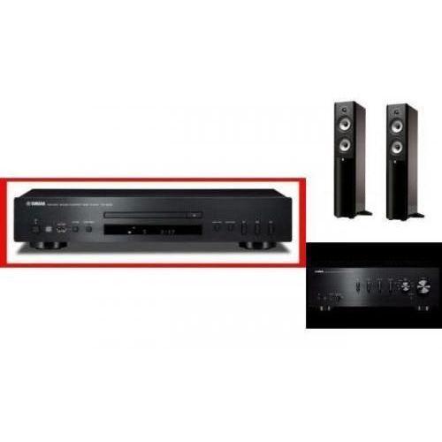 Artykuł YAMAHA A-S301 + CD-S300 + BOSTON ACOUSTICS A250 z kategorii zestawy hi-fi