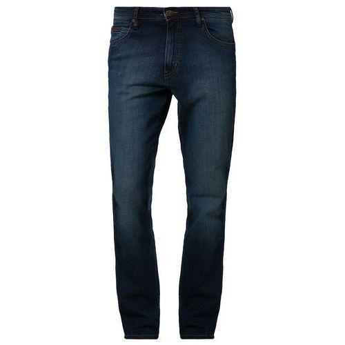 Produkt z kategorii- spodnie męskie - Wrangler ARIZONA Jeansy Straight leg niebieski