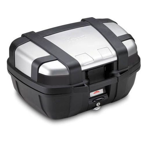 Kufer Givi TRK52N Trekker (czarno-srebrny, 52 litry) - oferta [65c7682d45d56209]