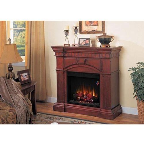82839524 Kominek elektryczny z obudową Classic Flame Raleigh (kolor: wiśnia) - oferta [85e7d6a85f23135f]