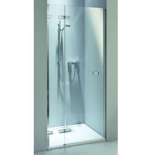 Drzwi wnękowe skrzydłowe NEXT 80, lewostronne, KOŁO Koralle - HDRF80222003L (drzwi prysznicowe)