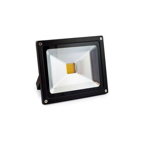 LEDtechnics NAŚWIETLACZ 20W COB EPISTAR ZIMNA | 220-240V AC | 20 W | biały zimny (6000-6500K) | 8103CW z kategorii oświetlenie