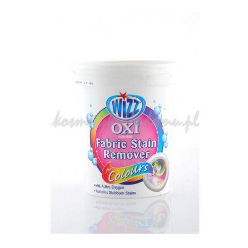 WIZZ OXI POWDER FOR COLOURS STAIN REMOVER 425G, STAR BRANDS Ltd. z kosmetykidladomu.pl
