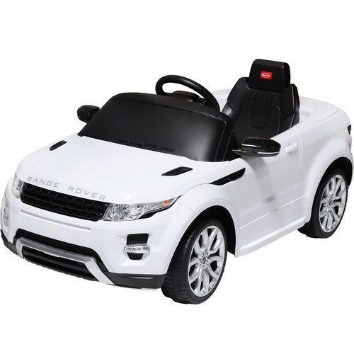 Buddy Toys Autko elektryczne Range Rover białe ze sklepu Mall.pl
