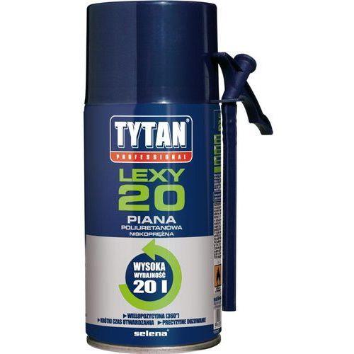 Piana montażowa LEXY 20 TYTAN (izolacja i ocieplenie)
