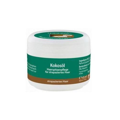 Produkt z kategorii- odżywki do włosów - Olej kokosowy do włosów - 45 ml - Logona