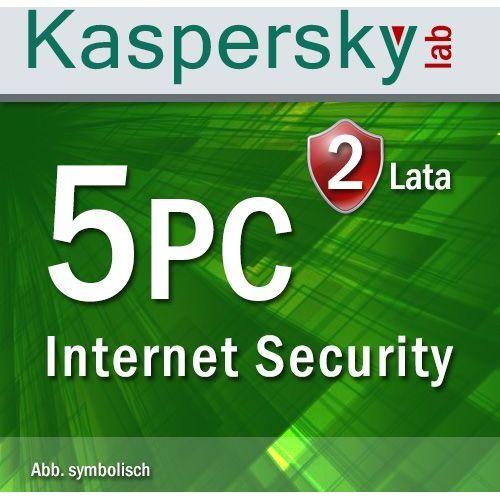 Kaspersky Internet Security Multi Device 2016 5 PC 2 lata - oferta (05b8ef0101723666)