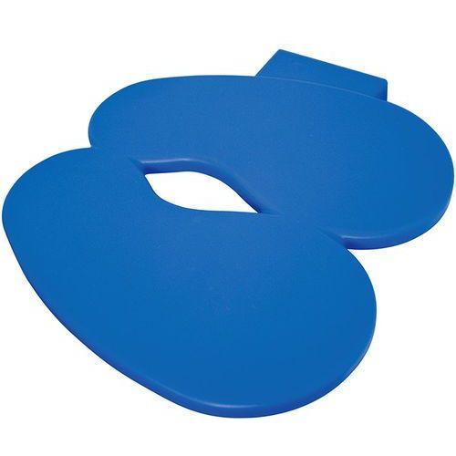 Półka na buty dziecięce J-me Footprint niebieska, marki j-me do zakupu w GaleriaLimonka.pl