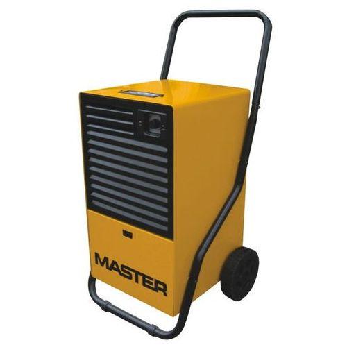 Osuszacz powietrza dh 26 + gratisowy przenośny grzejnik elektryczny od producenta Master