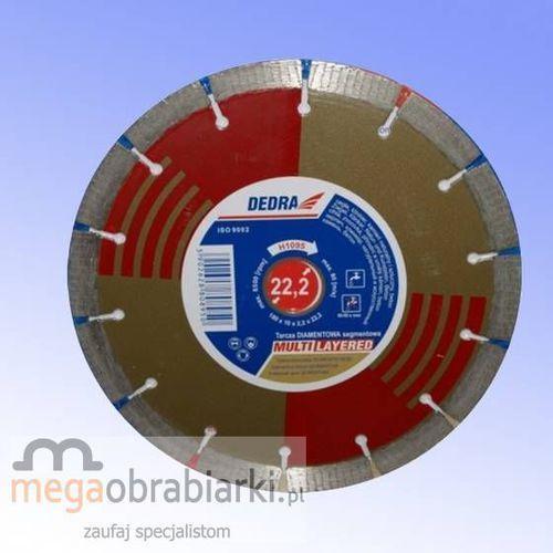 Oferta DEDRA Tarcza segmentowa Multi-Layer 115 mm H1092 RATY 0,5% NA CAŁY ASORTYMENT DZWOŃ 77 415 31 82
