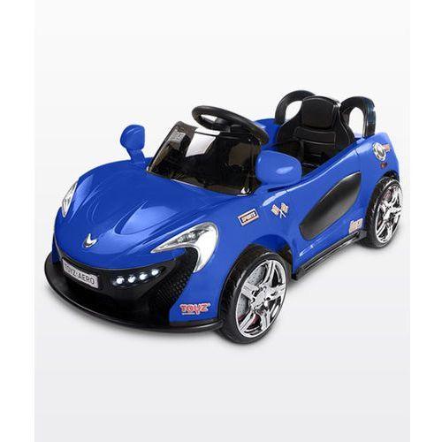 Caretero Samochód na akumulator Aero, Blue ze sklepu Mall.pl