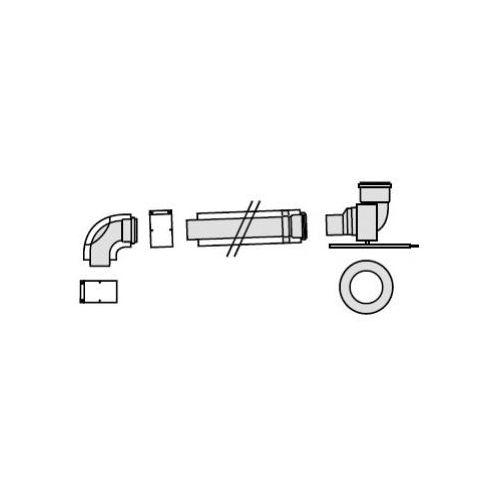 Oferta Vaillant Zestaw powietrzno - spalinowy do szachtu kominowego (60/100), PP z kat.: ogrzewanie